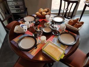 Ontbijt beschikbaar voor gasten van CountryHouse de Vlasschure