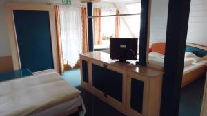TV/Unterhaltungsangebot in der Unterkunft Hotel Krone