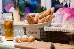 Frühstücksoptionen für Gäste der Unterkunft Gasthaus Pension Zum lustigen Steirer