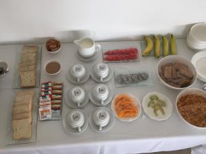 House of Tongaで提供されている朝食