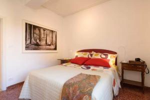 Letto o letti in una camera di CASA WOW Panoramic Terrace