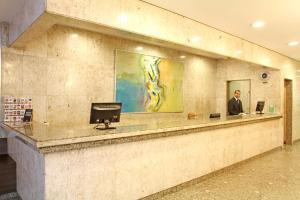 The lobby or reception area at Braston Augusta