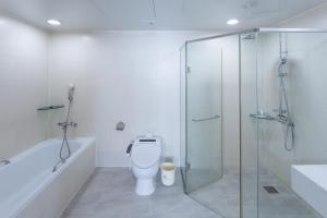 여수 나르샤호텔 욕실