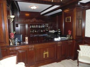 Лаундж или бар в Hestia Hotel