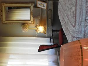 Un ou plusieurs lits superposés dans un hébergement de l'établissement L'écrin du Val de Sambre