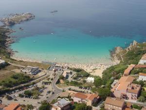 A bird's-eye view of Hotel Da Cecco