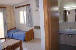 Ένα μπάνιο στο Sunshine Studios & Apartments