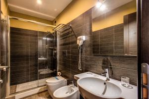 Uma casa de banho em Hotel Boutique Nazionale