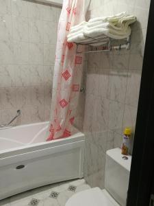 Ванная комната в Apartments Canyon-2