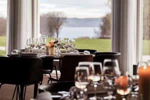En restaurant eller et andet spisested på Comwell Kellers Park