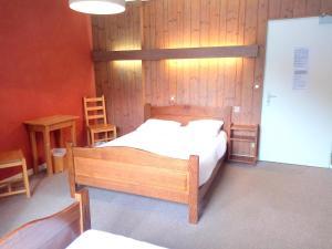 Un ou plusieurs lits dans un hébergement de l'établissement Espace Morteau