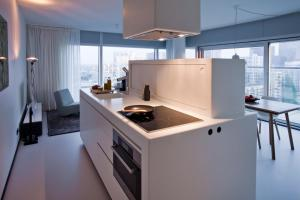 A kitchen or kitchenette at Urban Residences Rotterdam