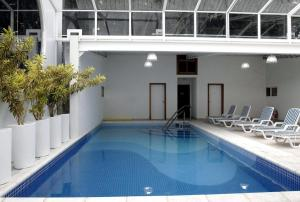 The swimming pool at or close to Locanda Hotel
