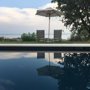 The swimming pool at or close to Prati Palai