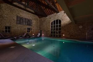 The swimming pool at or near The Devonshire Arms Hotel & Spa - Skipton