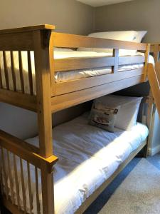 A bunk bed or bunk beds in a room at The London Inn
