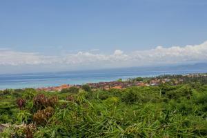 A bird's-eye view of Bukit Taman Cottages
