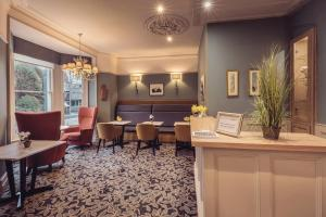 The lobby or reception area at Ambleside Townhouse