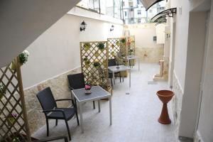 Un restaurant sau alt loc unde se poate mânca la Sole Mio Rooms & Breakfast