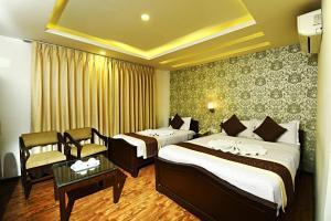 Kathmandu Grand Hotel Kathmandu Aktualisierte Preise Fur 2021
