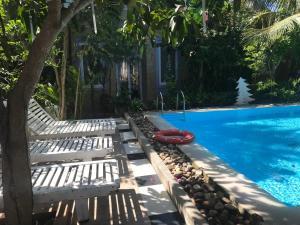 Бассейн в Mui Ne Sunlight Villa или поблизости