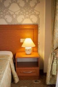 Гостиная зона в Отель Фрегат