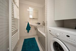 Koupelna v ubytování apartmán Marica