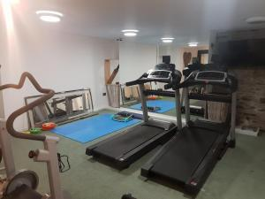 The fitness center and/or fitness facilities at No 47 Marine Terrace