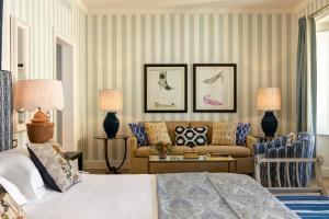 Area soggiorno di Rocco Forte Hotel Savoy