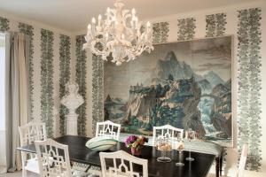 مطعم أو مكان آخر لتناول الطعام في فندق روكو فورت سافوي