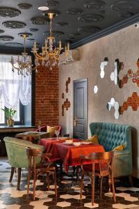 Ресторан / где поесть в Бутик отель Чемодановъ