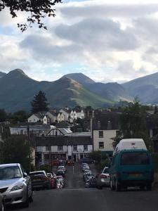 נוף הרים כללי או נוף הרים שצולם ממקום האירוח B&B