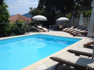 The swimming pool at or near Kiki Apartments