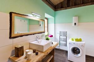 Ein Badezimmer in der Unterkunft Red Rock Resort