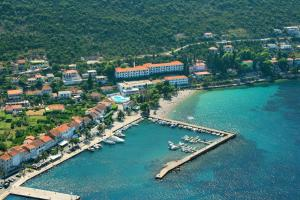 A bird's-eye view of Hotel Faraon