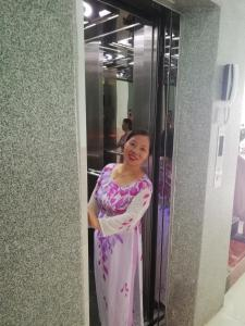 Staff members at Hoang Kim Hotel