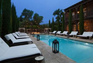 The swimming pool at or near Hotel Yountville