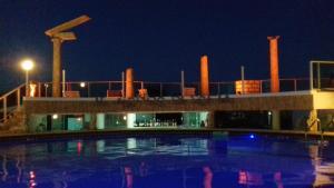 A piscina localizada em Il Mondo Di Sofia ou nos arredores