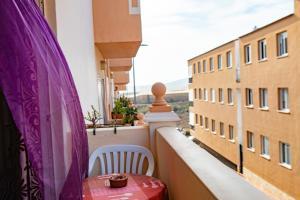 Балкон или терраса в Guargacho Homestay