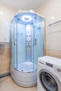 Ванная комната в Apartment on Kremenchugskaya