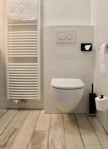 Ein Badezimmer in der Unterkunft B&B Villa Verde