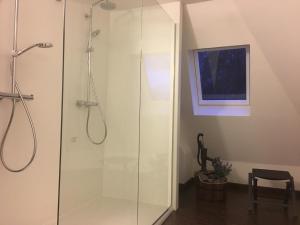 Ванная комната в Parkhotel Villa des Effats Vielsalm