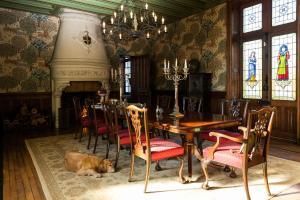 Restaurant ou autre lieu de restauration dans l'établissement Château de Beauvais