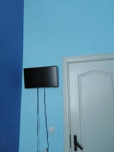 A television and/or entertainment center at Sochi Stars Hostel