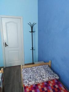 A bed or beds in a room at Sochi Stars Hostel
