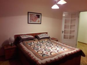 Cama ou camas em um quarto em Apartment on 28 May Street