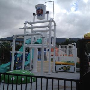 Children's play area at Mermaid Beach Resort Apartment Gold Coast