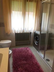 Koupelna v ubytování Apartment-House Depa