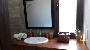 A bathroom at Viamonte Rest