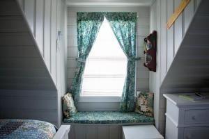 Area soggiorno di Atlantic House Bed & Breakfast
